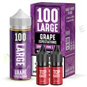 Grape Expectations eLiquid By 100 Large 100ml