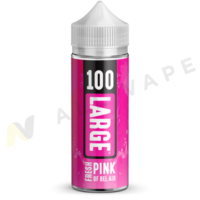 Fresh Pink Of Bel Air eLiquid Unboxed By 100 Large 100ml