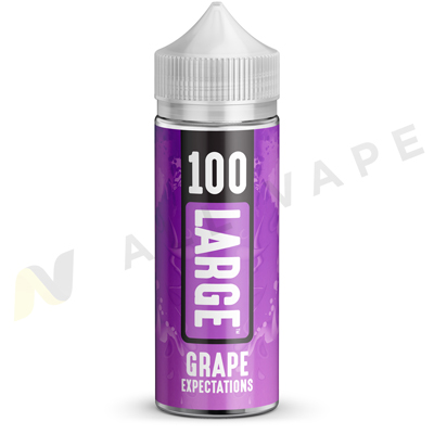 Grape Expectations eLiquid Unboxed By 100 Large 100ml