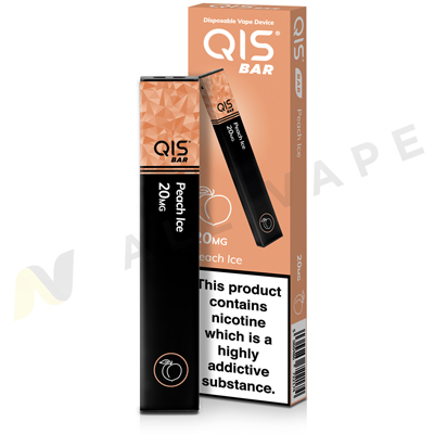 Peach Ice QIS Disposable Device