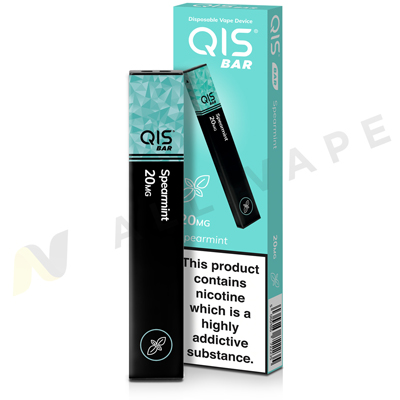 Spearmint QIS Disposable Device