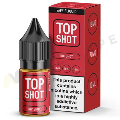 Top Shot 70VG Nic Shot By Top Shot